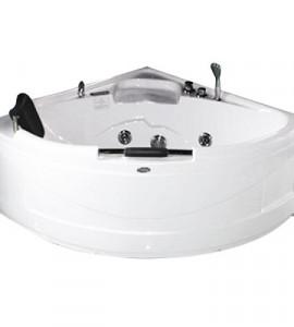 Bồn tắm massage Brother BY-8001 (1300x1300x650 mm)