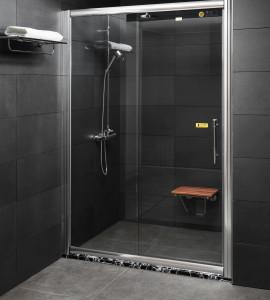 Phòng tắm kính Fendi FKP-4X2
