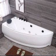 Bồn tắm sục massage MN-BSK1680W