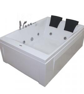 Bồn tắm massage Brother BY-8004 (1850x1250x610 mm)